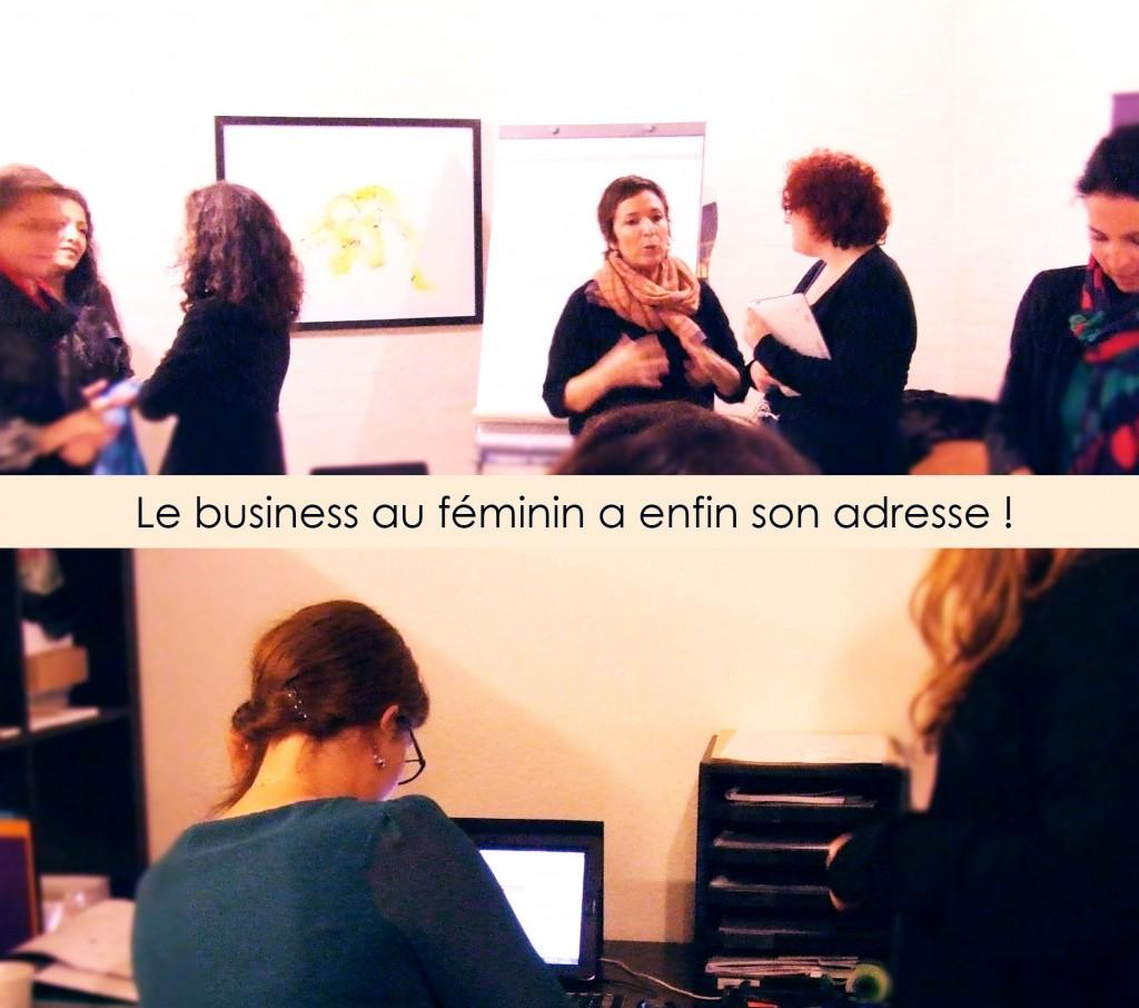 Potentielles Le business au féminin